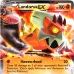 BW7 - Boundaries Crossed - 089 - Landorus-EX - Ultra Rare