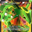 BW - Dragons Exalted - 123 - Rayquaza-EX - Full Art Ultra Rare