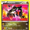 BW - Dragons Exalted - 128 - Rayquaza - Secret Ultra Rare Shiny