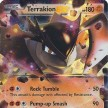 BW - Dragons Exalted - 071 - Terrakion-EX - Ultra Rare