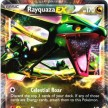 BW - Dragons Exalted - 085 - Rayquaza-EX - Ultra Rare