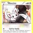 BW11 - Legendary Treasures - 104 - Minccino