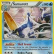 BW11 - Legendary Treasures - 039 - Samurott