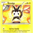 BW11 - Legendary Treasures - 049 - Emolga