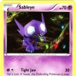 BW11 - Legendary Treasures - 061 - Sableye
