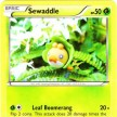 BW11 - Legendary Treasures - 009 - Sewaddle