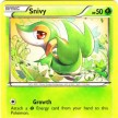 BW11 - Legendary Treasures - RC01  - Snivy