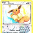 BW11 - Legendary Treasures - RC14  - Eevee