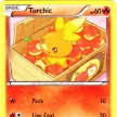 BW11 - Legendary Treasures - RC05  - Torchic