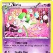 BW11 - Legendary Treasures - RC09  - Kirlia