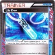 BW9 - Plasma Freeze - 107 - Life Dew - Ultra Rare ACE Spec