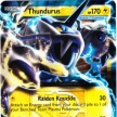 BW9 - Plasma Freeze - 038 - Thundurus-EX - Ultra Rare