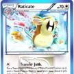 BW9 - Plasma Freeze - 088 - Raticate