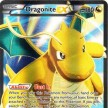 XY3 - Furious Fists - 108 - Dragonite-EX - Full Art Ultra Rare