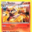 XY3 - Furious Fists - 014 - Blaziken