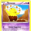 XY3 - Furious Fists - 035 - Drowzee