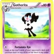 XY3 - Furious Fists - 040 - Gothorita