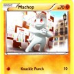XY3 - Furious Fists - 044 - Machop