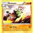 XY3 - Furious Fists - 050 - Breloom