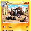 XY3 - Furious Fists - 061 - Tyrunt