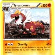XY3 - Furious Fists - 062 - Tyrantrum