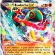 XY3 - Furious Fists - 064 - Hawlucha-EX - Ultra Rare