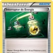 XY3 - Furious Fists - 089 - Interruptor de Energía / Energy Switch