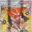 XY4 - Phantom Forces - 118 - Lysandre`s Trump Card - Full Art Ultra Rare / As Oculto de Lysson