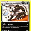 XY4 - Phantom Forces - 054 - Mightyena