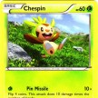 XY - 012 - Chespin