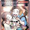 XY2 - FlashFire - 106 - Pokémon Fan Club - Full Art Ultra Rare