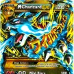 XY2 - FlashFire - 108 - MegaCharizard-EX - Secret Gold Ultra Rare
