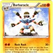 XY2 - FlashFire - 049 - Barbaracle