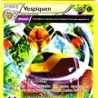 XY7 - Ancient Origins - 011 - Vespiquen - Full Art