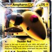 XY7 - Ancient Origins - 027 - Ampharos-EX - Ultra Rare