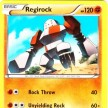 XY7 - Ancient Origins - 040 - Regirock