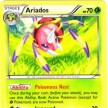 XY7 - Ancient Origins - 006 - Ariados