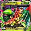 XY7 - Ancient Origins - 008 - Mega Sceptile-EX - Ultra Rare