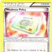 XY5 - Primal Clash - 142 - Weakness Policy