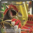 XY5 - Primal Clash - 150 - Groudon-EX - Full Art Ultra Rare