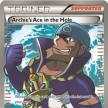 XY5 - Primal Clash - 157 - Archie`s Ace in the Hole - Full Art Ultra Rare