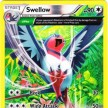XY6 - Cielos Rugientes - 072 - Swellow - Full Art