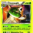 XY8 - BREAKThrough  - 011 - Chesnaught