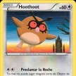 XY8 - BREAKThrough  - 119 - Hoothoot