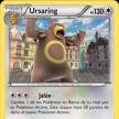 XY8 - BREAKThrough  - 122 - Ursaring