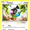 XY8 - BREAKThrough  - 128 - Chatot