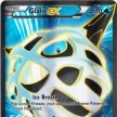 XY8 - BREAKThrough  - 155 - Glalie-EX - Full Art Ultra Rare