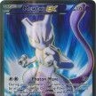 XY8 - BREAKThrough  - 157 - Mewtwo-EX - Full Art Ultra Rare