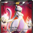 XY8 - BREAKThrough  - 158 - Mewtwo-EX - Full Art Ultra Rare