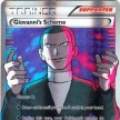 XY8 - BREAKThrough  - 162 - Giovanni`s Scheme  - Full Art Ultra Rare